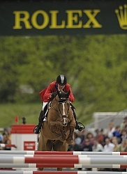 Phillip Dutton and Woodburn Rolex 2010