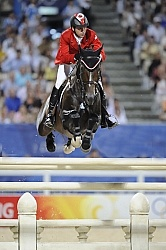 Eric Lamaze and Hickstead Hong Kong Olympics