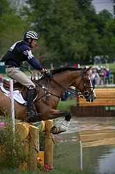 Boyd Martin and Otis Barbotiere Rolex 2012 Bit in Action