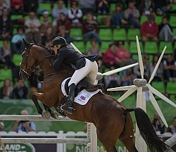 Kristina Cook and De Novo News WEG 2014 Normandy, France