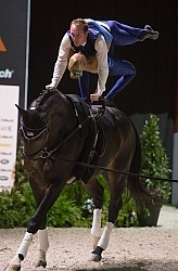 Mary Garrett and Krisitan Roberts WEG 2014 Normandy, France
